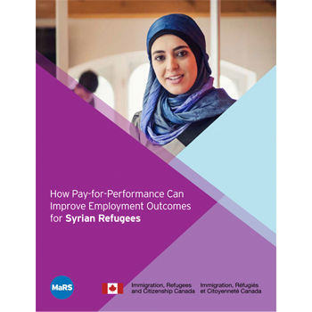 How Pay-for-Performance Can Improve Employment Outcomes for Syrian Refugees